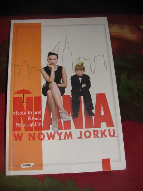 Niania w Nowym Jorku